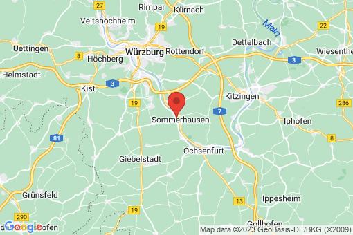 Karte Winterhausen