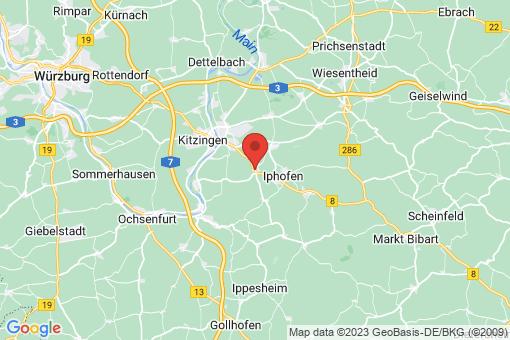 Karte Mainbernheim