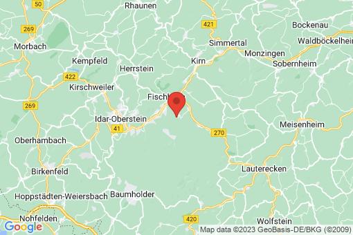 Karte Dickesbach