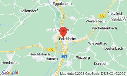 Arbeitsort: Forchheim