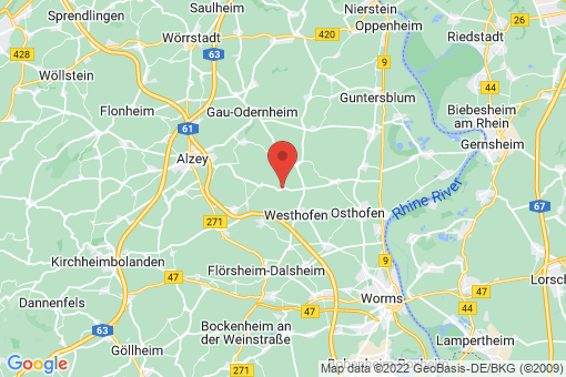 Karte Monzernheim