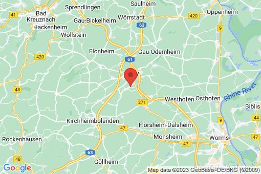 Karte Kettenheim