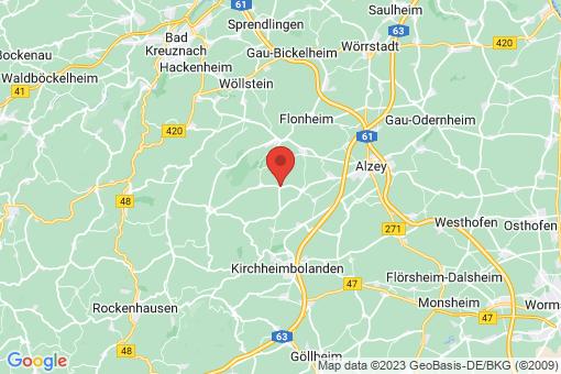 Karte Bechenheim