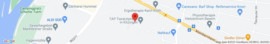 BayWa Technik Kitzingen/Main Anfahrt