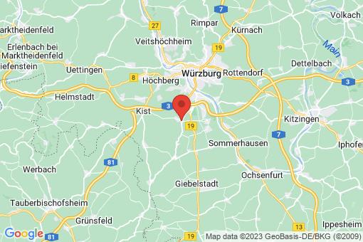 Karte Reichenberg