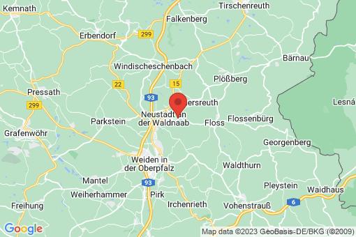 Karte Störnstein