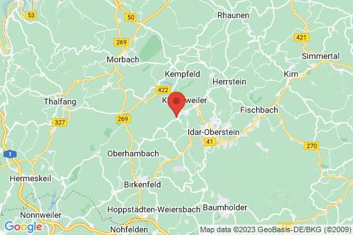 Karte Siesbach