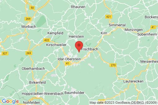 Karte Hintertiefenbach