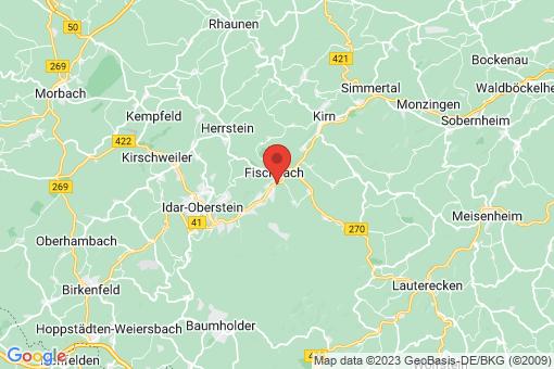Karte Fischbach