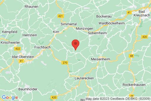 Karte Limbach