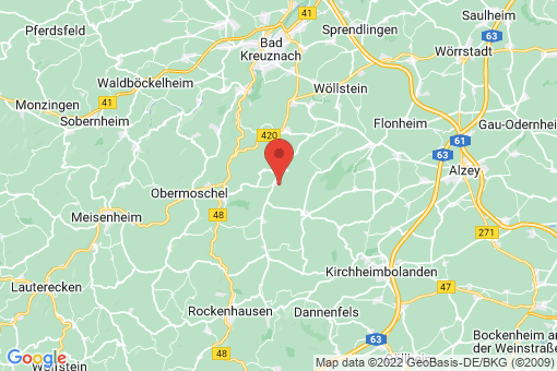 Karte Münsterappel