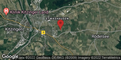 Google Map of Hoheim