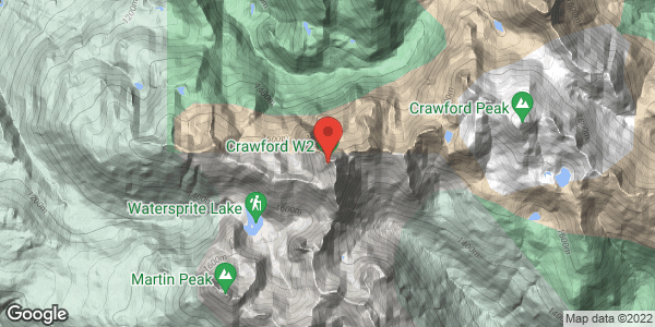 Crawford ridge-Watersprite area