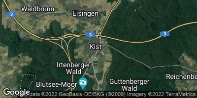 Google Map of Kist