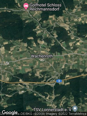 Google Map of Wachenroth