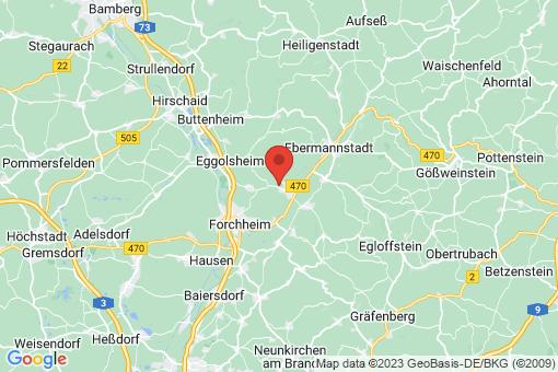 Karte Weilersbach