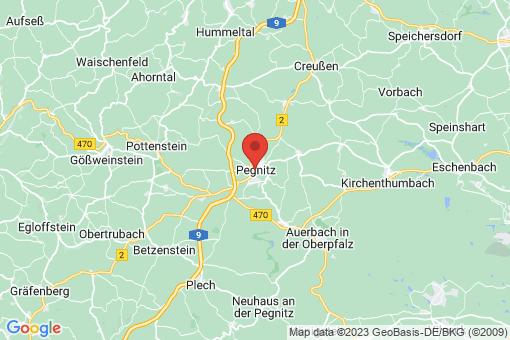 Karte Pegnitz