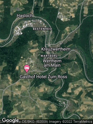 Google Map of Wertheim