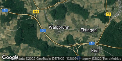 Google Map of Waldbrunn
