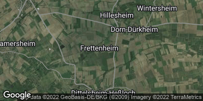 Google Map of Frettenheim