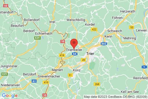Karte Trierweiler