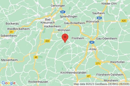 Karte Stein-Bockenheim