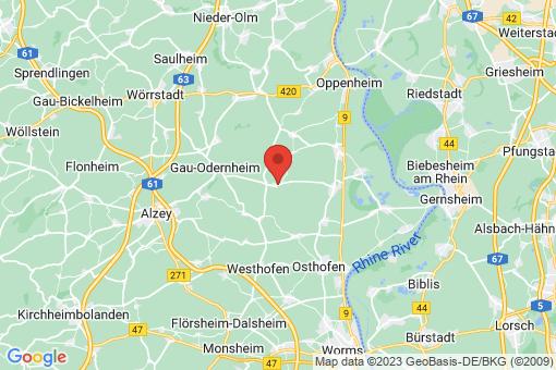 Karte Dorn-Dürkheim