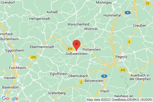 Karte Gößweinstein