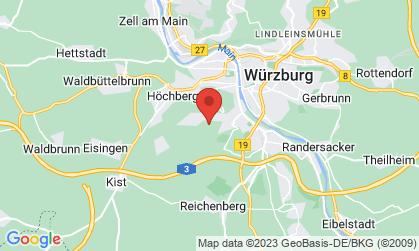 Arbeitsort: Großraum Würzburg