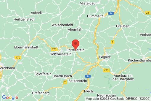 Karte Pottenstein
