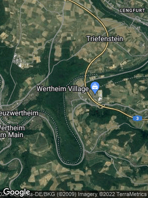 Google Map of Bettingen