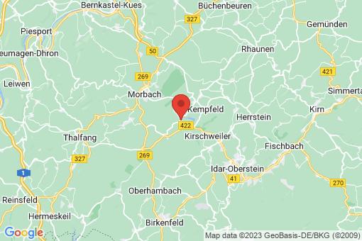 Karte Sensweiler
