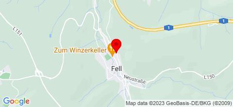 Google Map für MONTEURZIMMER-GÄSTEZIMMER-FEWO