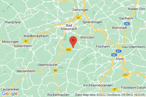 Karte Fürfeld