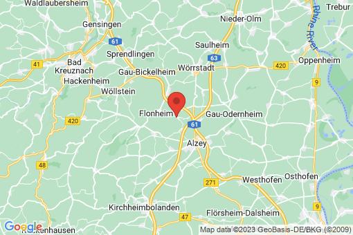Karte Lonsheim