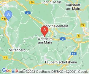 Karte für Freibad Wertheim
