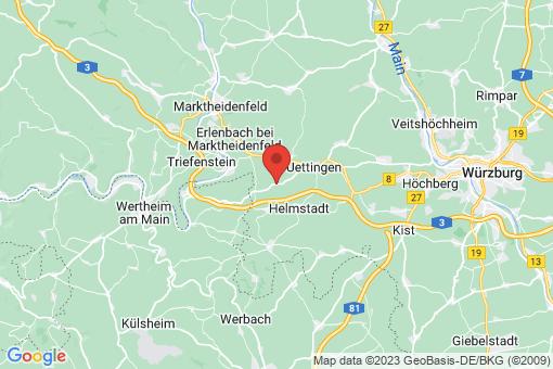 Karte Holzkirchen