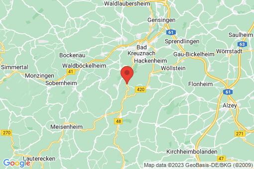 Karte Altenbamberg