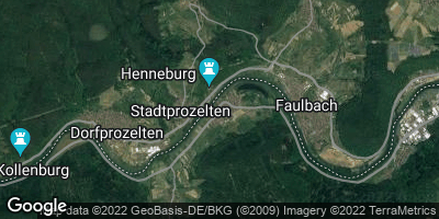 Google Map of Mondfeld