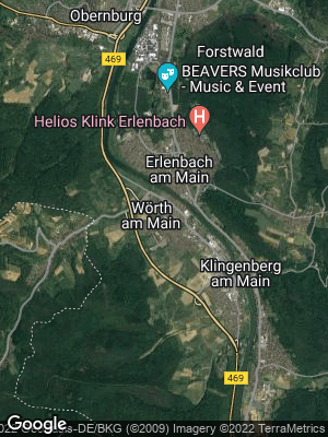 Google Map of Wörth am Main