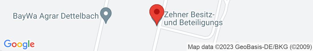 BayWa AG Dettelbach Anfahrt