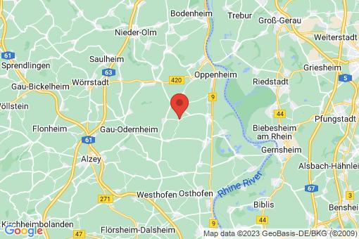 Karte Eimsheim
