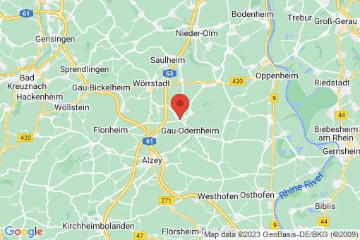 Karte Biebelnheim