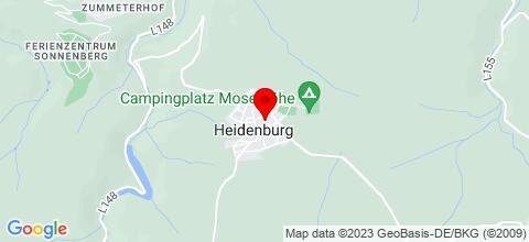 Google Map für Jägers Stübchen