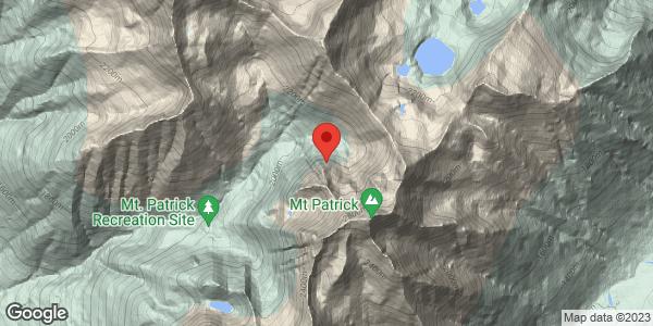 Mt. Patrick Yurt zone