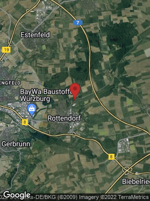 Google Map of Rottendorf