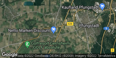 Google Map of Eich