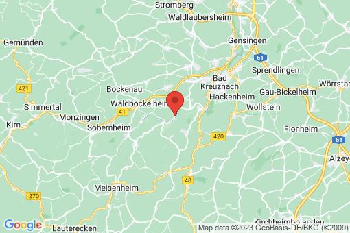 Karte Niederhausen