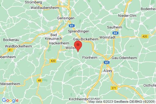 Karte Eckelsheim