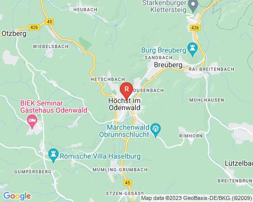 Google Karte von Rohrreinigung Höchst